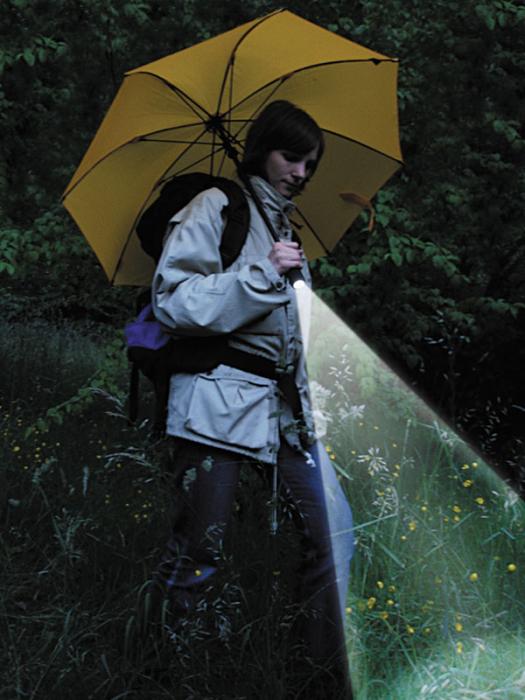 Umbrela trekking EuroSHIRM Swing Flashlite [6]
