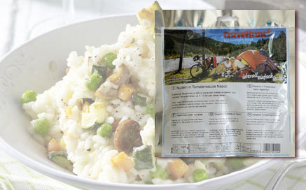 Aliment instant Travellunch Chicken Risotto 51237 [4]