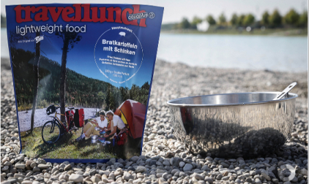 Aliment instant Travellunch Rice with Beef and Pepper sauce 250g 50249 E [2]