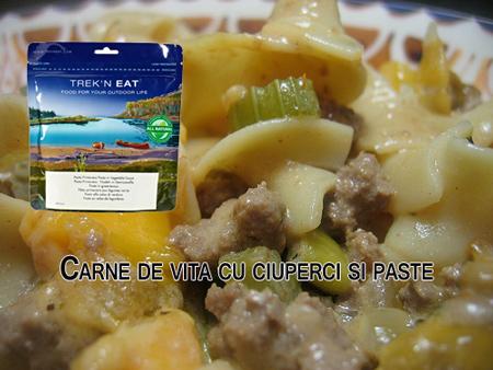 Aliment instant Trek'n Eat Beef Casserole [0]