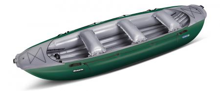 Barca pneumatica rafting Gumotex Ontario 420, 6 persoane [0]