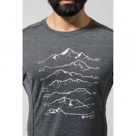 Bluza corp lana merino Montane Primino 140g 7 Summits [1]