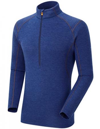 Bluza corp lana merino Montane Primino Zip 220 g [1]