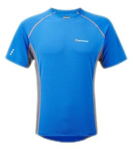 Bluza corp Montane Sonic T-shirt [1]