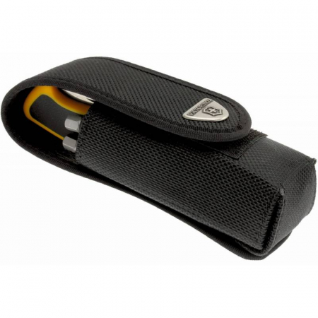 Briceag Victorinox Ranger Grip Boatsman 0.9798.MWC8, galben/negru, cutit cu lama blocabila, cleste patent, deschidere One-hand, 22 functii, husa inclusa [3]