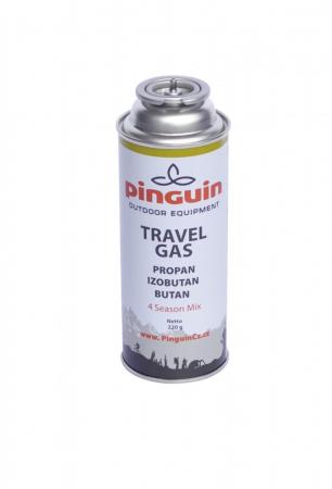 Butelie cu valva Pinguin Travel Gas 220g [0]