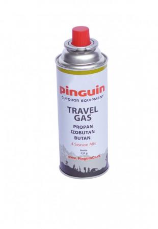 Butelie cu valva Pinguin Travel Gas 220g [1]