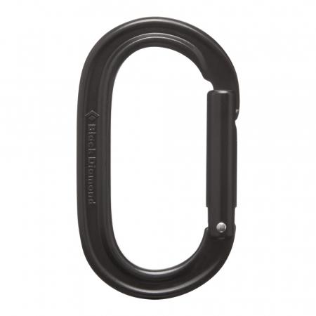 Carabiniera alpinism Black Diamond Oval keylock [1]