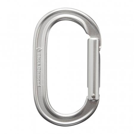 Carabiniera alpinism Black Diamond Oval keylock [0]