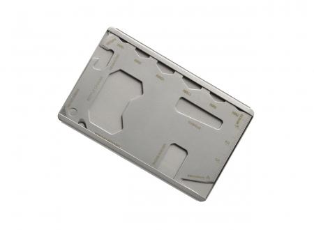 Card multifunctional supravietuire Baladeo Handy Plus ECO218 [2]