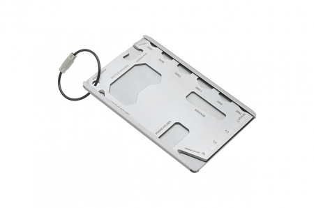 Card multifunctional supravietuire Baladeo Handy Plus ECO218 [0]