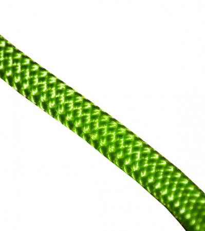 Coarda dinamica Gilmonte, Zilmont Gill 8.3mm, verde, vanzare la metru, pret pentru 1m [0]