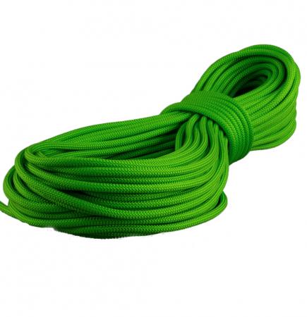 Coarda dinamica Gilmonte, Zilmont Gill 8.3mm, verde, vanzare la metru, pret pentru 1m [1]