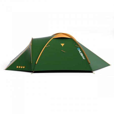 Cort Husky Bizon 3 Classic-Verde-3 persoane [2]