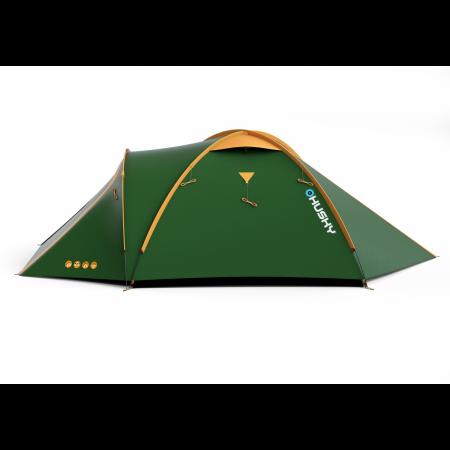 Cort Husky Bizon 4 Classic-Verde-4 persoane [1]