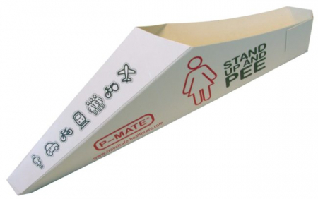 Dispozitiv urinal feminin Travelsafe P-Mate TS62, cutie 5 bucati [0]