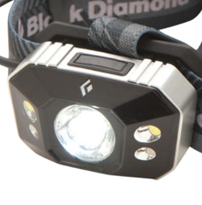 Frontala Black Diamond Icon Polar 320 lm [6]