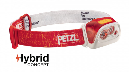 Frontala Petzl Actik Core 350 lm [4]
