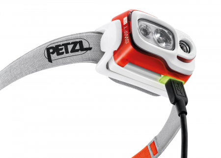 Frontala Petzl Swift RL 900 lumen cu acumulator 2350mAh, reactive [2]
