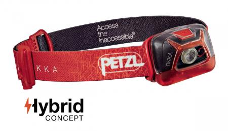 Frontala Petzl Tikka Hybrid 200 lm [5]