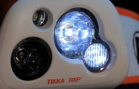 Frontala Petzl Tikka RXP [8]