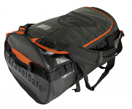 Geanta echipament Travelsafe Nepal XL TS2511, negru, 110l [0]