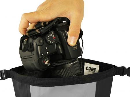 Geanta impermeabila camera foto Overboard 7 l [4]