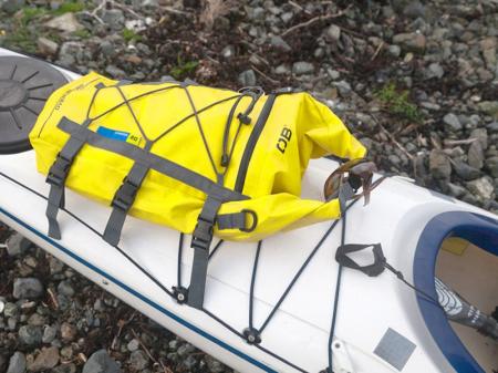 Geanta impermeabila pentru caiac Overboard 20 l [6]