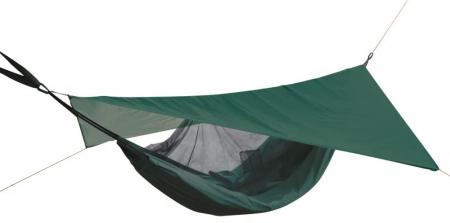 Hamac TravelSafe Travel TS0130, 275x140cm, verde, 1 persoana [0]