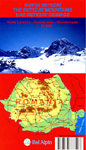 Harta Bel Alpin Muntii Parang [1]