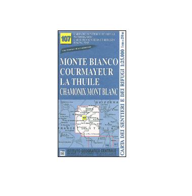 Harta IGC Chamonix Mont Blanc [0]
