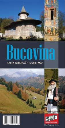 Harta Schubert &Franzke Bucovina [0]