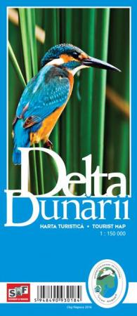 Harta Schubert &Franzke Delta Dunarii [1]