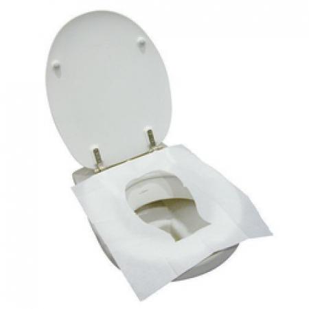 Set hartie pentru acoperirea colacului de toaleta Travelsafe TS0061, 10 bucati [0]