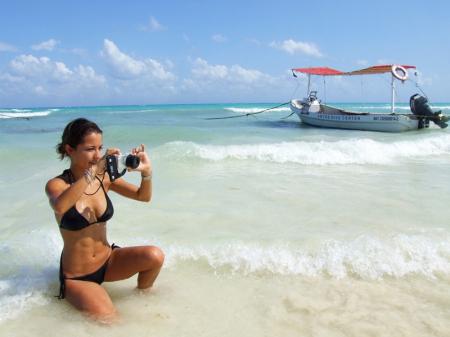 Husa impermeabila camera foto Overboard [5]