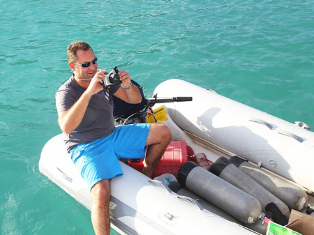 Husa impermeabila camera foto Overboard [1]