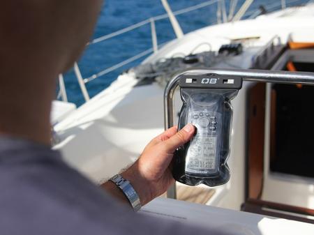 Husa impermeabila GPS Overboard [2]