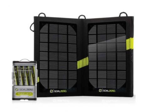 Kit Incarcator solar Goal Zero Guide 10 Plus Kit [2]