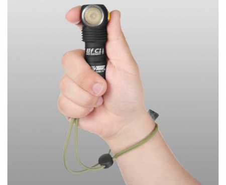 Lanterna/Frontala Armytek Elf C1 Micro USB 1050 lm Rece [9]