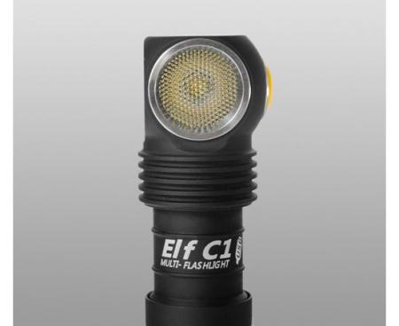 Lanterna/Frontala Armytek Elf C1 Micro USB 1050 lm Rece [3]