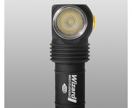 Lanterna/Frontala Armytek Wizard Magnet USB 1250 lm 1784 [4]