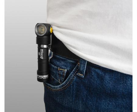 Lanterna/Frontala Armytek Wizard Magnet USB 1250 lm 1784 [12]