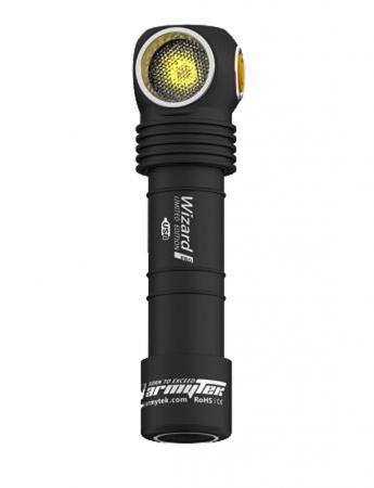 Lanterna/Frontala Armytek Wizard Pro Magnet USB Nichia Warm 3023 [0]