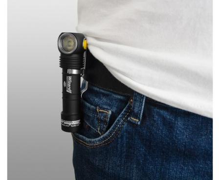 Lanterna/Frontala Armytek Wizard Pro Magnet USB XHP50 White 1807 [10]