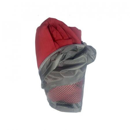 Lenjerie sac de dormit Trekmates Cotton Mummy [2]