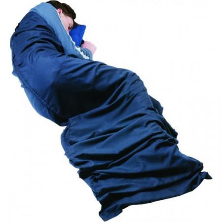 Lenjerie sac de dormit Trekmates PolyCotton Hotelier1