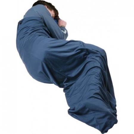 Lenjerie sac de dormit Trekmates PolyCotton Mummy2