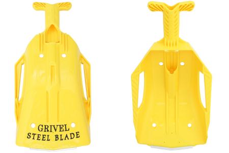 Lopata Grivel Steel Blade [2]