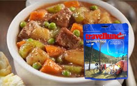 Mancare deshidratata  Travellunch Beef&Potato Hotpot 125g 50131 E [0]