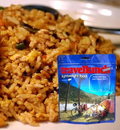 Mancare deshidratata Travellunch Nasi Goreng (fara lactoza) 125g 50132L E [0]